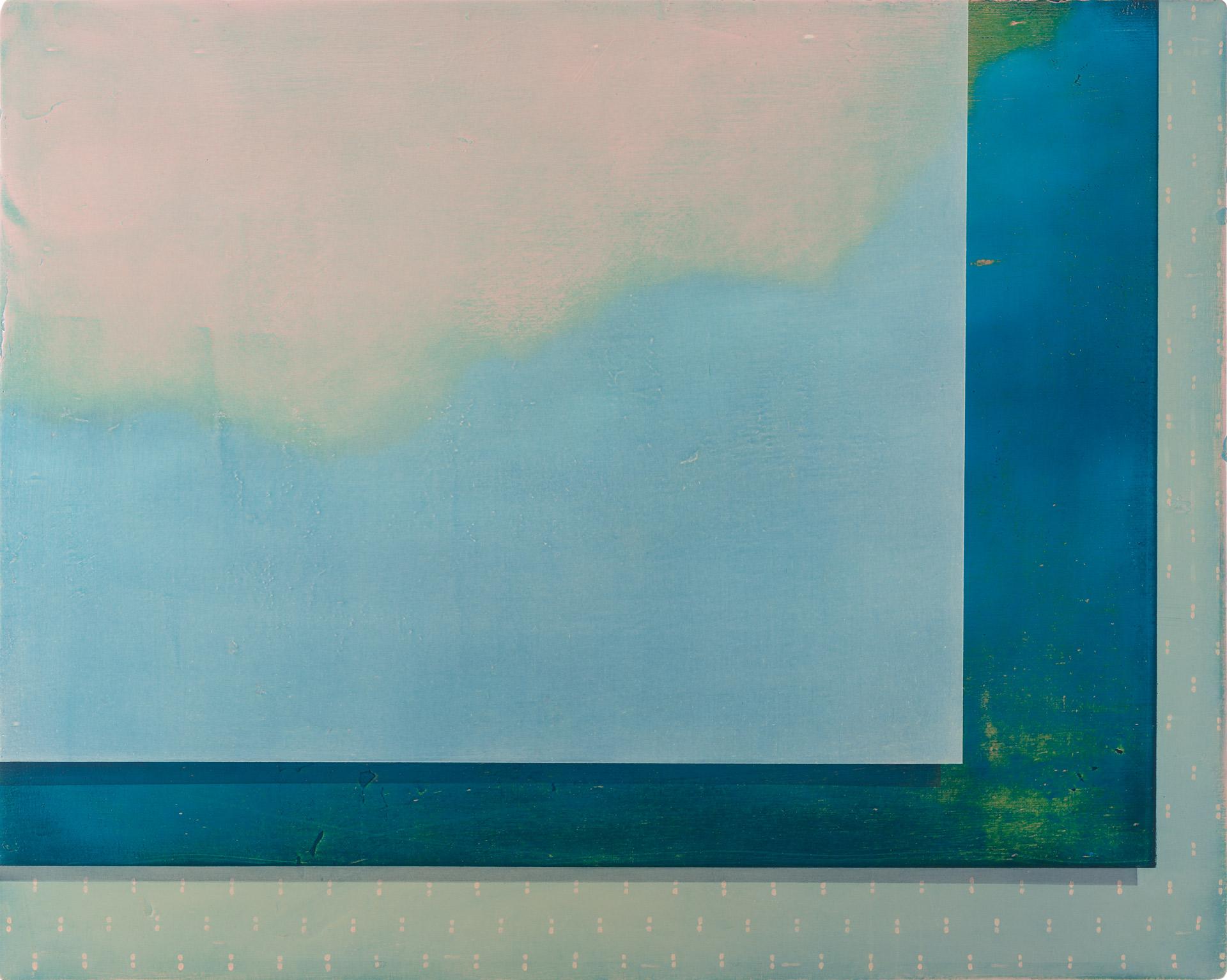 Untitled/40 x 50 cm, Oil on wood/2019